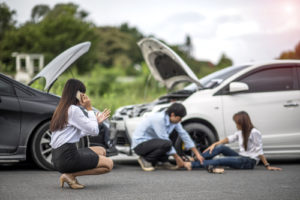 Car Accident Injuries to Passengers in PA - Purchase, George & Murphey, P.C.