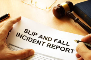 SLIP AND FALL LAWYER PORT ST. LUCIE FL