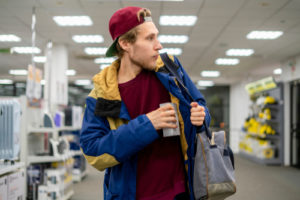 what to do if you're arrested for shoplifting