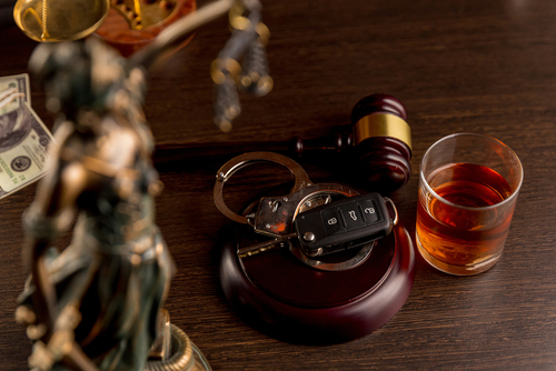DUI Arrests Over Labor Day Weekend